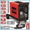Телоподаващ апарат, CO2, 170А, MIG-MAG, TELMIG 180/2 TURBO 230V, Telwin, 821055.