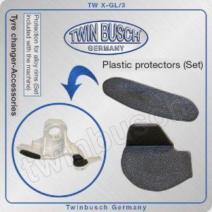 Протектор, PVC за монтажна глава на монтажна машина, Twin Busch, TW X-GL/3