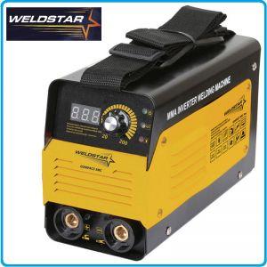 Power ARC 200, Инвертор, мини, апарат заваръчен, 1.6-5mm, WELDSTAR