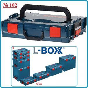 Куфар, L-Boxx 102, система за транспортиране и съхраняване