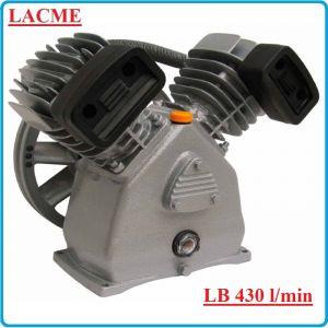 Компресорна глава, бутална, маслена, 340 L/min, 10Bar, Lacme, LB 30