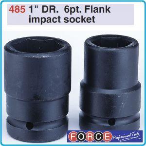 """Вложка ударна, 25mm, усилена на 1"""", от 19-95mm, Force, 485-19/95"""