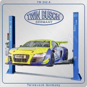 Подемник двуколонен, крик, долна синхронизация, 4.2t, Twin Busch, TW 242 A