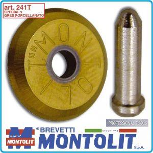 Ролка, резервна, за керамика, машина за плочи, Ø3.9x12.5mm, Mastermontolit, 241T